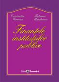 Finanțele instituțiilor publice
