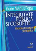 Integritate publică și corupție: abordări teoretice și empirice