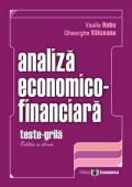 Analiză economico-financiară: teste grilă, ediția a doua