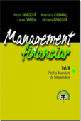 Management financiar, volumul II - Politici financiare de întreprindere
