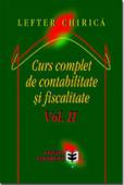 Curs complet de contabilitate și fiscalitate, volumul II