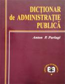 Dictionar de administrație publică, ediția întâi