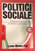 Politici sociale: elemente de teorie, analiză și evaluare a politicilor sociale