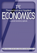 Theoretical and Applied Economics (Economie Teoretică și Aplicată) nr. 4 - 2016