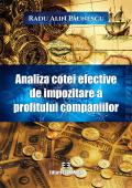 Analiza cotei efective de impozitare a profitului companiilor