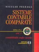 Sisteme contabile comparate. Volumul I - Contabilitățile anglo-saxone