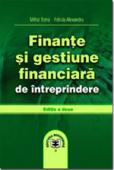 Finanțe și gestiune financiară de întreprindere, ediția a II-a