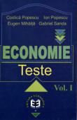 Economie. Teste, volumul I