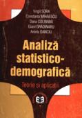 Analiza statistico-demografică: teorie și aplicații