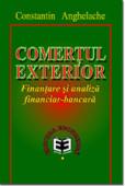 Comerțul exterior. Finanțare și analiză financiar-bancară