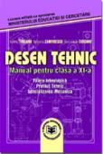 Desen tehnic. Clasa a XI-a