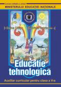 Educație tehnologică. Auxiliar curricular pentru clasa a V-a