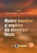 Modele teoretice și empirice ale dezvoltării locale