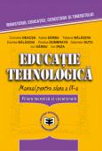 Educație tehnologică. Manual pentru clasa a IX-a, filiera teoretică și vocațională