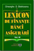 Lexicon de finanțe bănci asigurări. Volumul III P-Z