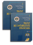Set: Tratat de contabilitate financiară, volumul I + volumul II