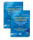 Set: Contabilitate financiară. O abordare europeană și internațională, ediția a II-a, Vol. I, Contabilitate financiară fundamentală (360 pag.) + Vol. II, Contabilitate financiară aprofundată (312 pag.)