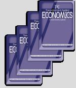 Theoretical and Applied Economics (Economie Teoretică și Aplicată) abonament 2016 (4 numere)