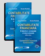 Set: Contabilitate financiară. O abordare europeană și internațională, ediția a II-a, Vol. I, Contabilitate financiară fundamentală (360 pag.) + Vol. II, Contabilitate financiară aprofundată (312 pag.)
