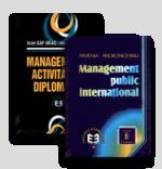 Pachet: Management internațional, activități diplomatice
