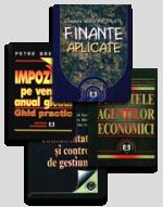 Pachet: Impozit, venit global, finante aplicate, contabilitate si control de gestiune