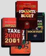 Pachet: Finanțe - buget, impozite și taxe, politici financiare