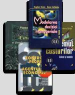 Pachet: Modelarea deciziei manageriale, control propriu, agent economic, costuri, fundamentarea deciziilor