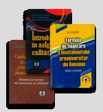 Pachet: Asigurarea calității, finanțarea învățământului preuniversitar, catalogul formularelor cu regim special