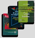 Pachet: Algebră liniară, aritmetică, mini-ghid pentru admitere în învățământul superior tehnic și economic