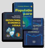 Pachet: Dezvoltare economică locală, populație & ocupare, protagoniști ai vieții economice
