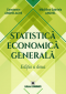 Statistică economică generală. Ediția a doua