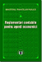 Reglementări contabile: pentru agenți economici