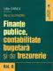 Finanțe publice, contabilitate bugetară și de trezorerie, volumul II