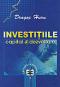 Investițiile: capital și dezvoltare