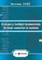 Principii și instituții fundamentale de drept comunitar al mediului