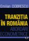 Tranziția în România: abordări econometrice
