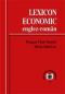 Lexicon economic englez-român