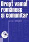 Drept vamal românesc și comunitar