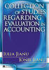 Collection of Studies Regarding Evaluation in Accounting
