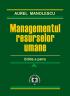 Managementul resurselor umane, ediția a IV-a