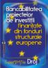 Bancabilitatea proiectelor de investiții finanțate din fonduri structurale europene