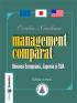 Management comparat: Uniunea Europeană, Japonia și SUA, ediția a III-a
