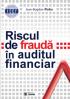 Riscul de fraudă în auditul financiar