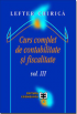 Curs complet de contabilitate și fiscalitate, volumul III
