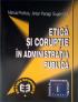 Etică și corupție în administrația publică