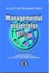 Managementul proiectelor: glosar, ediția I