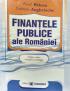 Finanțele publice ale României, ediția a doua