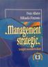 Management strategic: strategiile succesului în afaceri