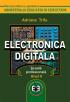 Electronică digitală, școala profesională anul II