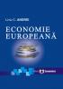Economie europeană, ediția întâi